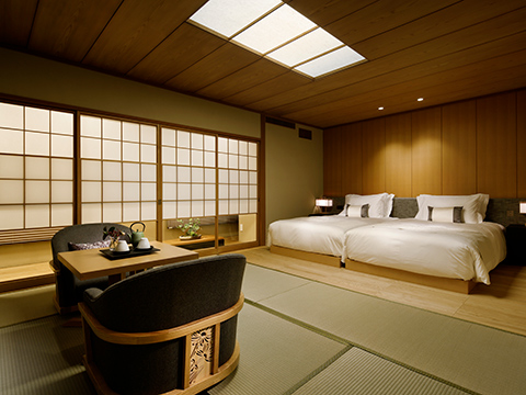 Takanawa Hanakohro: Japanese-style inn and Four-Star hotel by Forbes Travel Guide thumnail image